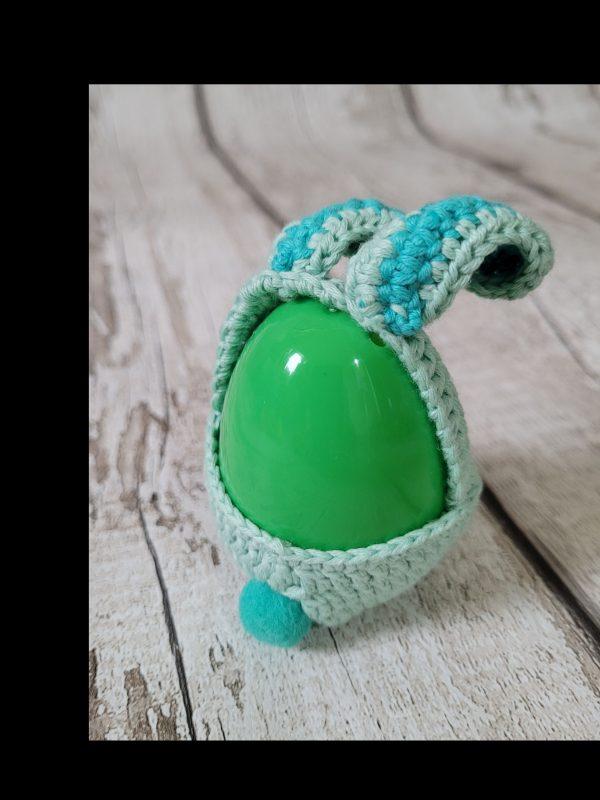 Handmade Crochet Hunt Easter Eggs Set of 6 - 20210303 160300