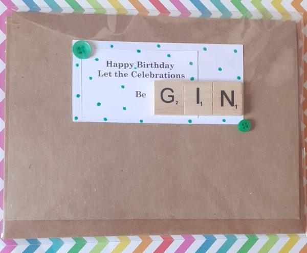 Birthday Card (Gin)