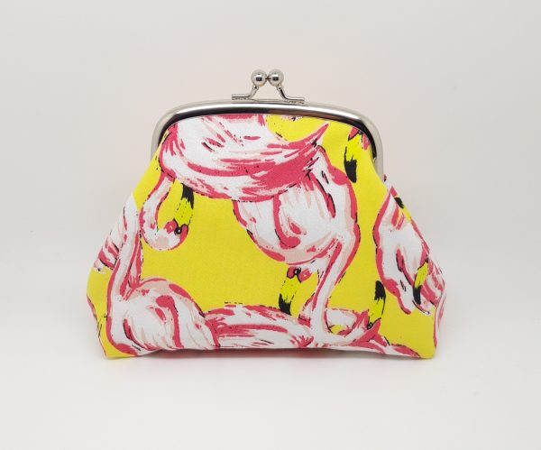 Pink Flamingo Clutch Bag - 20210325 144837