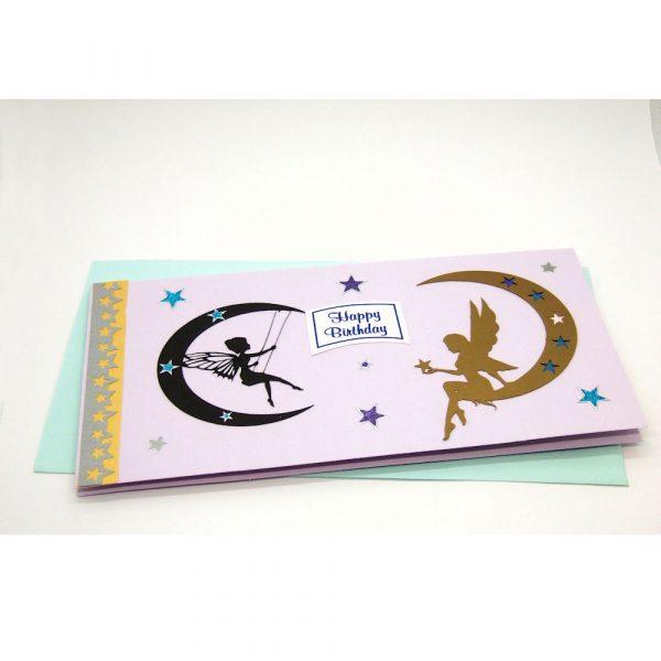 Handmade Birthday Card - 697 - 697a