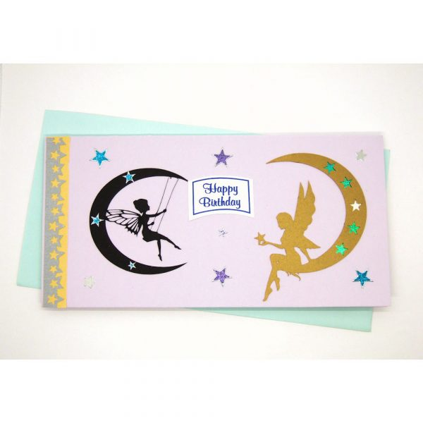 Handmade Birthday Card - 697 - 697b