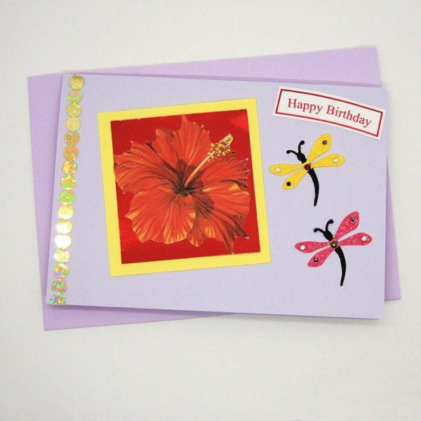 Handmade Birthday Card - 698 - 698b