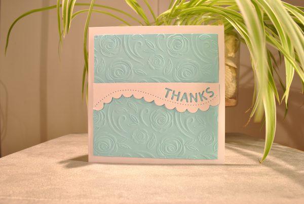 Handmade Thank You Card - DSC 0013