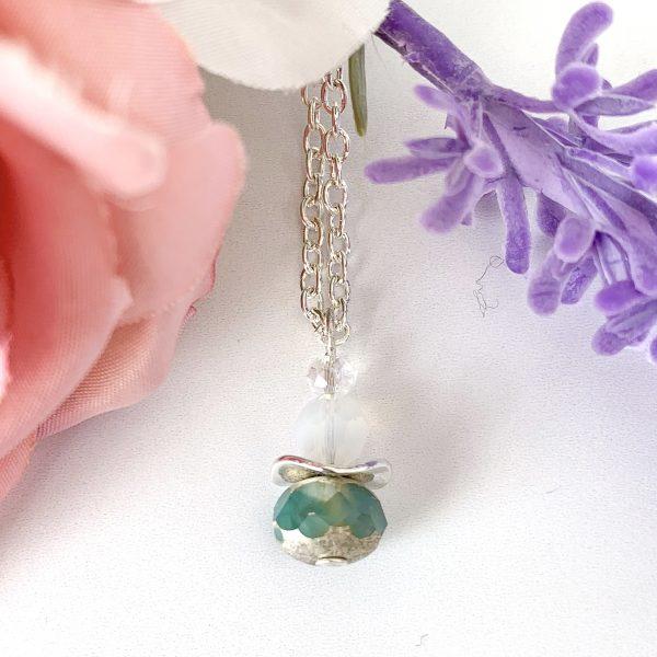 Dana Necklace - Dana.turquoise.necklace.1