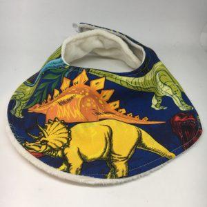Baby Bib Dinosaur Stegosaurus