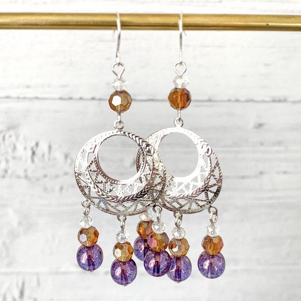 Gráinne Earrings - Grainne.earrings.1