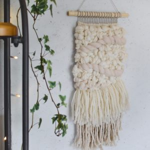 Neutral Weave Wall Hanging