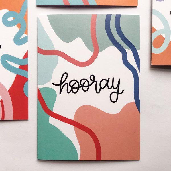 Hooray Celebration Card - IMG 5957