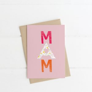Mam Greeting Card