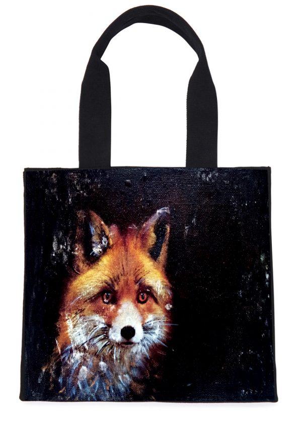 Stay Foxy The Art Bag - STAY FOXY BAG KELLYHOOD