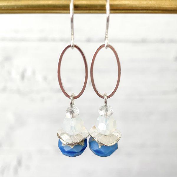 Dana Earrings II - dana.blue .2
