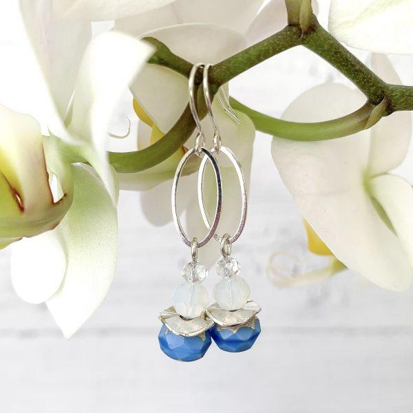 Dana Earrings II - dana.blue .5