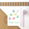 Happy Easter Eggs Card