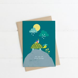 We can do Hard Things - Inspire Card