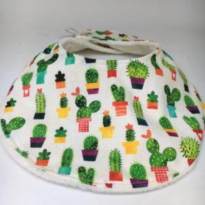 Baby Bib Cacti