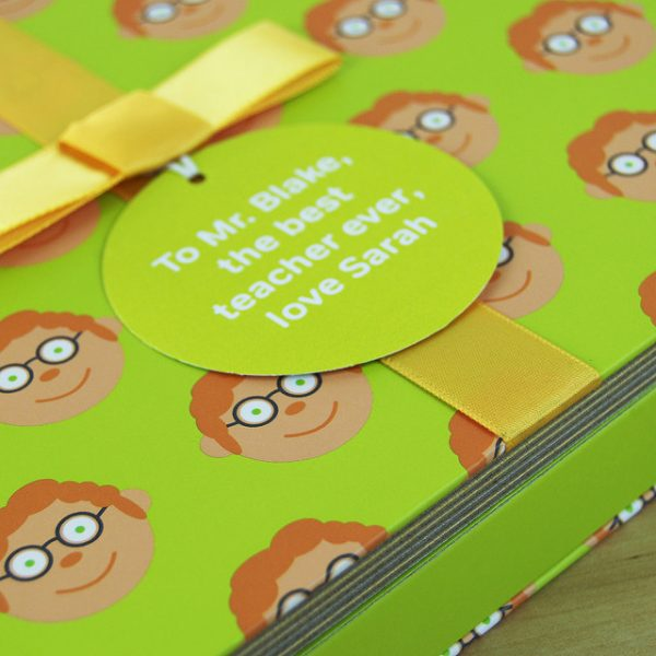 Teacher Gift Book with Socks - 19693002055 07f9b1d051 z