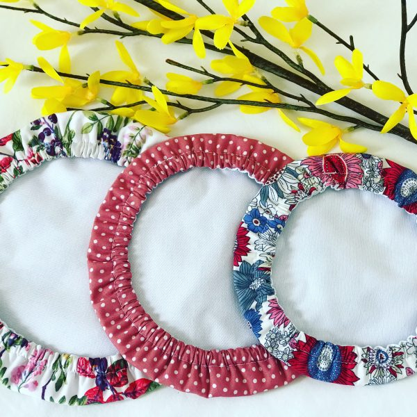 Mila's Reusable Bowl Covers set of 3 -Berries/Dot/Floral blue - 1F398908 5C09 4844 BDAB 8F52AF4865DA