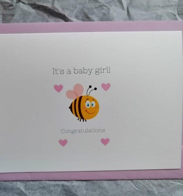 Baby Girl card - 20210404 182310
