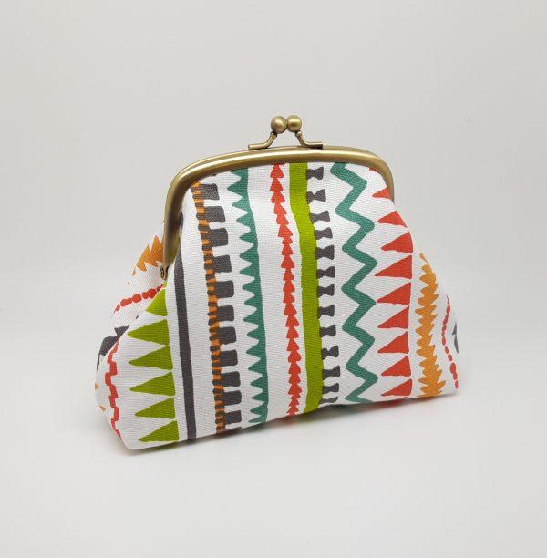 Aztec Clutch Bag