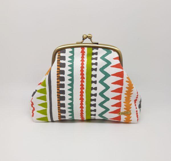 Aztec Clutch Bag - 20210407 213953