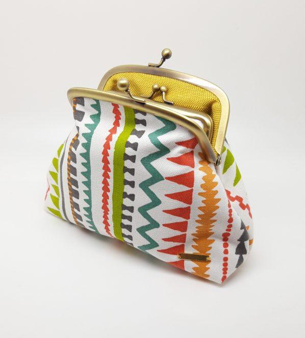 Aztec Clutch Bag - 20210407 214100