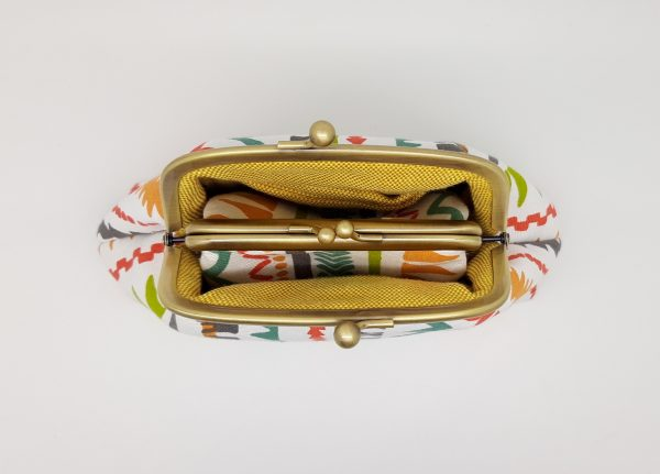 Aztec Clutch Bag - 20210407 214125