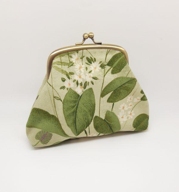 Forest Flower Clutch Bag - 20210408 211822