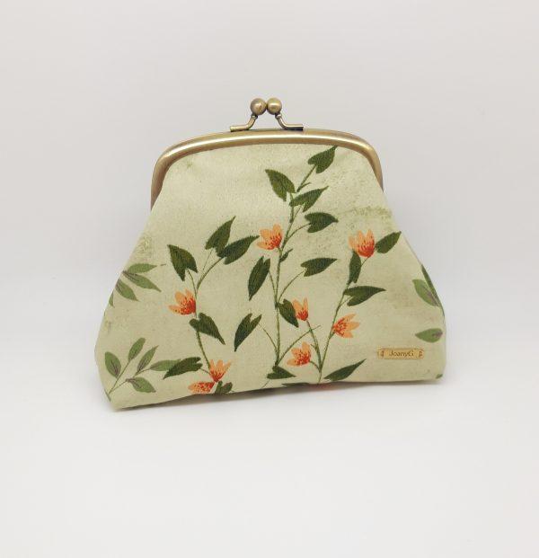 Forest Flower Clutch Bag - 20210408 211844