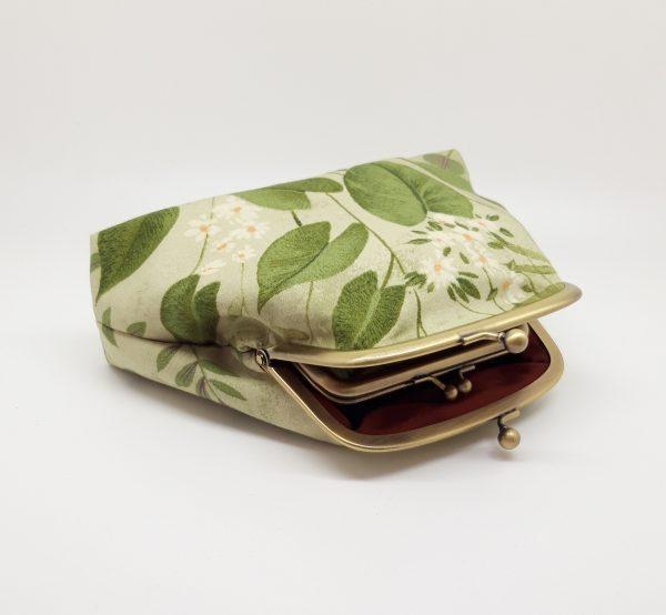 Forest Flower Clutch Bag - 20210408 211924