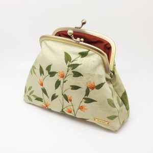 Forest Flower Clutch Bag