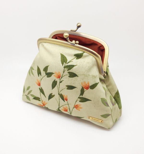 Forest Flower Clutch Bag