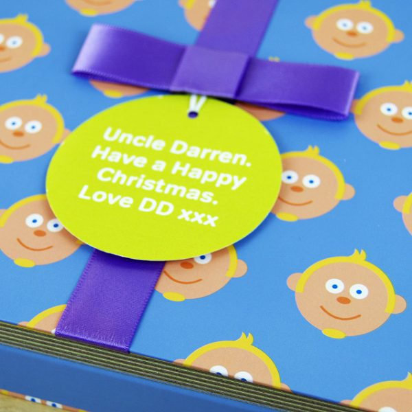 Uncle Gift Book with Socks - 21779297302 4600dbc6d4 z