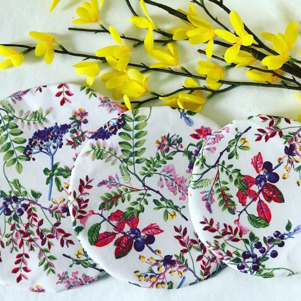 Mila's Reusable Bowl Covers set of 3 Berries - 4F2905EE 1594 4F37 9B13 B87FE4E0DFE6