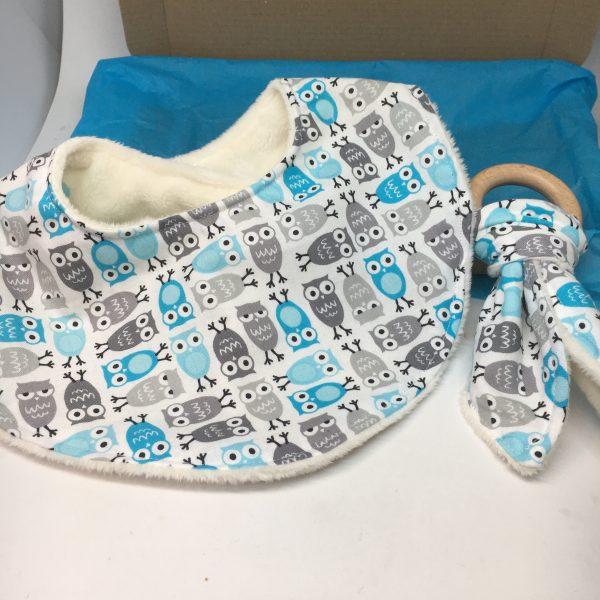 Baby Gift Set owl
