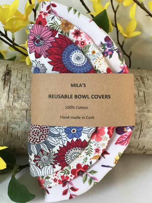 Mila's Reusable Bowl Covers set of 3 -All florals - 6AE1A84E B525 45D7 91EC 24B6DE7EA89A rotated