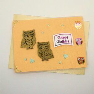 Handmade Birthday Card - 746