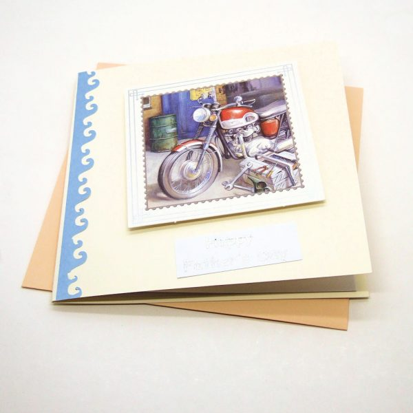 Handmade 'Father's Day' Card - 759 - 759a