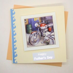Handmade 'Father's Day' Card - 759
