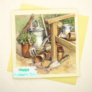 Handmade 'Father's Day' Card - 760