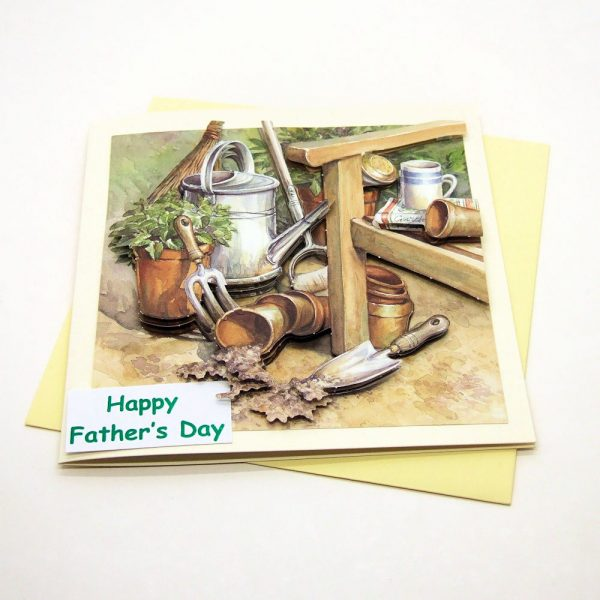Handmade 'Father's Day' Card - 760 - 760a