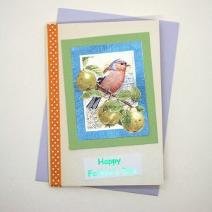 Handmade 'Father's Day' Card - 762