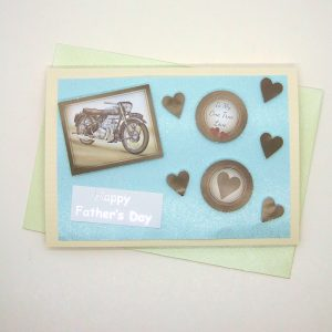 Handmade 'Father's Day' Card - 764