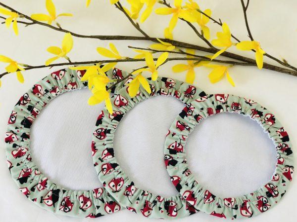 Mila's Reusable Bowl Covers set of 3 -Foxes - AA47334C 529B 4116 B5BA 40FA8CA4CAA0
