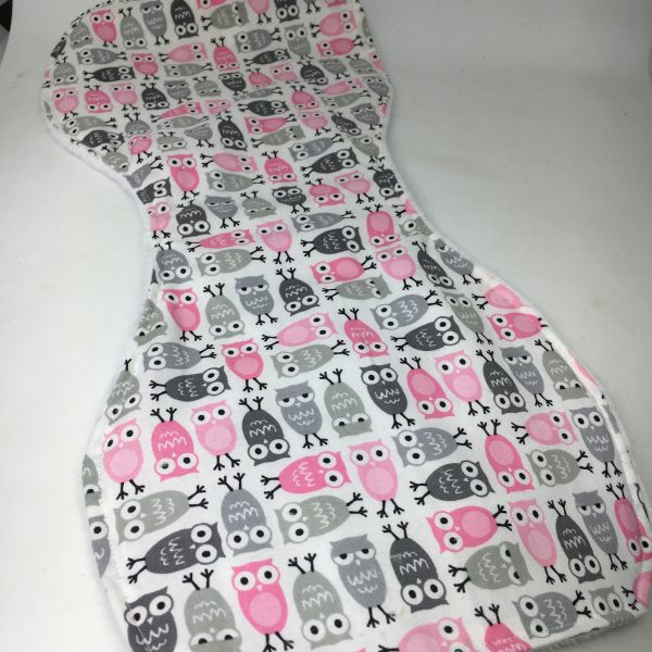 Burp Cloth Owl - AEC88D40 6333 41AB 8EA2 6BFB8E07925A rotated