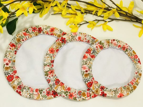 Mila's Reusable Bowl Covers set of 3 Floral - DA25857F 0A8F 4A50 B0F0 CC54B493F712