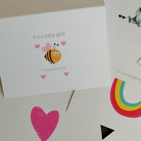 Baby Girl card - IMG 20210330 163138 731
