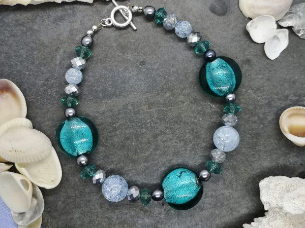 Bold & Beautiful Bracelet - Turquoise