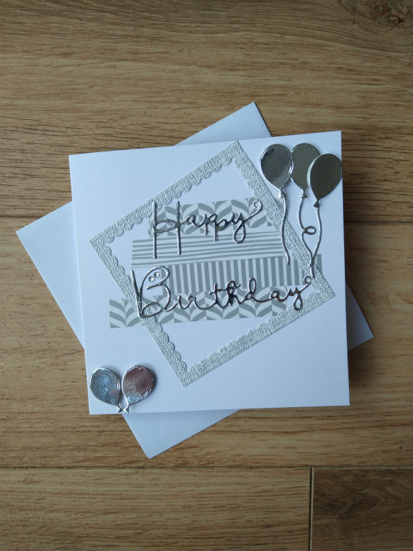 Selection of Milestone Birthday Cards Gold/Silver - IMG 20210407 121356342 2 scaled