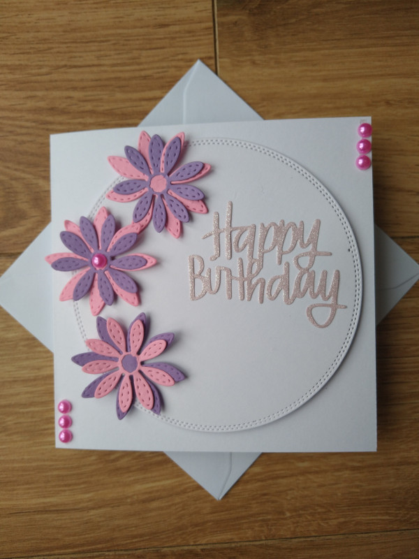 Birthday Card with Flowers - IMG 20210427 1653500332 scaled