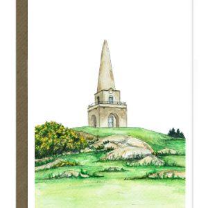 Killiney Hill Greeting Card
